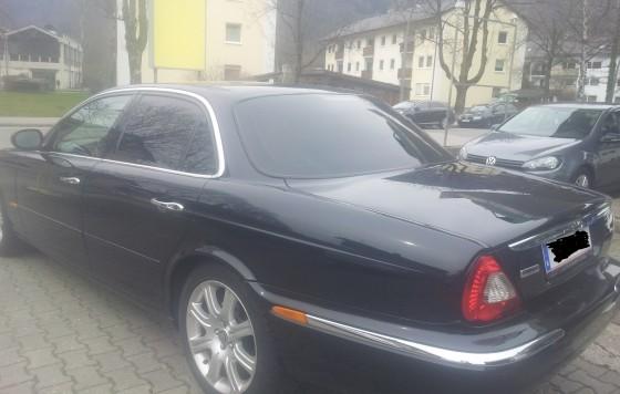Jaguar…….. mal was anderes