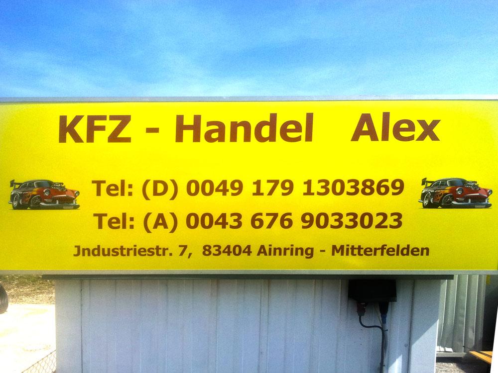 KFZ Handel Alex